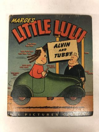 Marge's Little Lulu Alvin and Tubby. Marjorie H. Buell