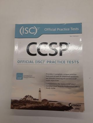 CCSP Official (ISC)2 Practice Tests. Ben Malisow