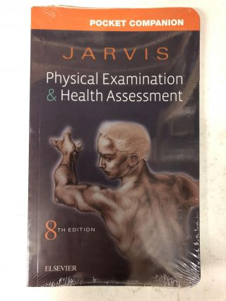 Pocket Companion for Physical Examination & Health Assessment. Jarvis Carolyn, Ann Eckhardt