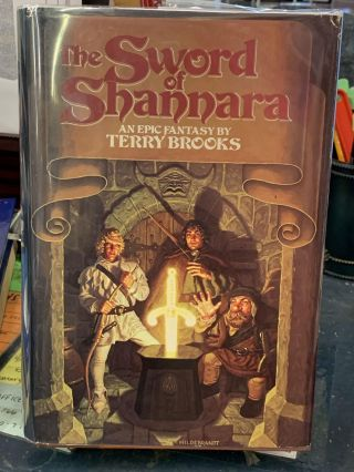 The Sword of Shannara. Terry Brooks