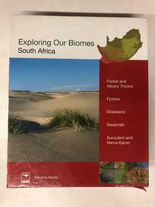 Exploring Our Biomes (Boxed Set): South Africa. Karoline Hanks