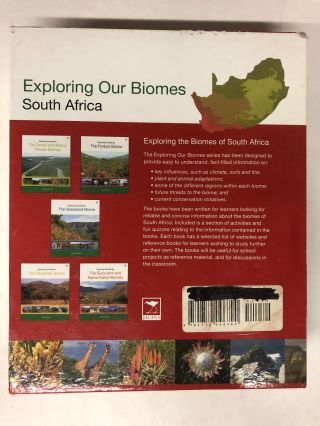 Exploring Our Biomes (Boxed Set): South Africa