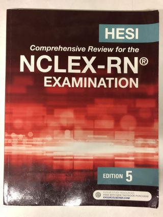 HESI Comprehensive Review for the NCLEX-RN Examination. E. Tina Cuellar, Ph D