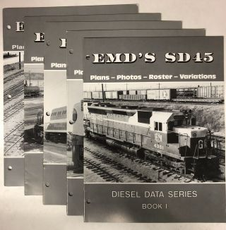 Diesel Data Series ( 5 Volume Set