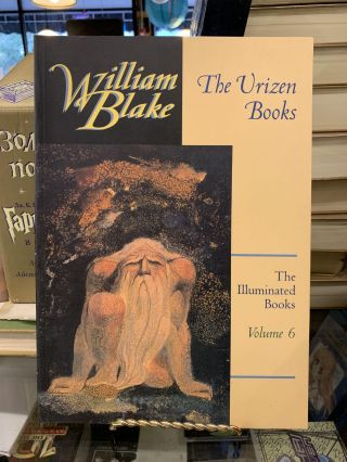 The Urizen Books (The Illuminated Books of William Blake, Volume 6). William Blake, David...