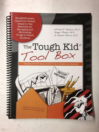 Tough Kid Tool Box. William R. Jenson