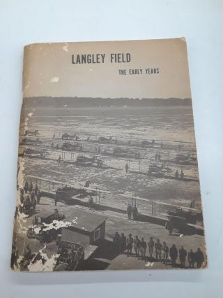 Langley Field. Robert Curtis