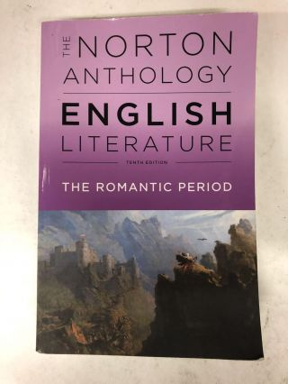 The Norton Anthology of English Literature (Tenth Edition). Stephen Greenblatt