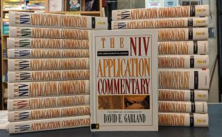 NIV Application Commentary: New Testament Set 20 Volumes