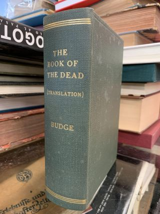 The Book of the Dead (Three Vols. in One). Wallis E. A. Budge