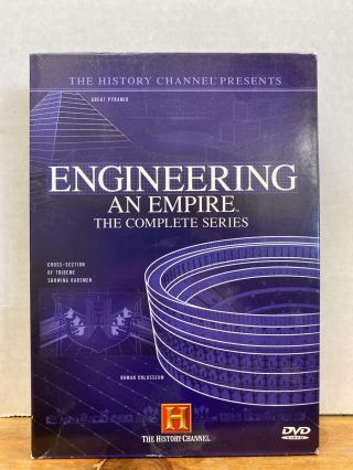 Engineering an Empire: The Complete Series (History Channel