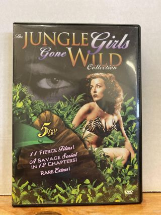 The Jungle Girls Gone Wild Collection
