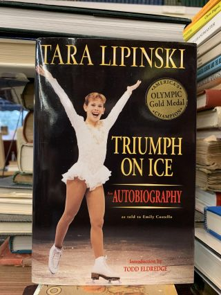Triumph On Ice. Tara Lipinski