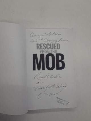 Rescued from the Mob