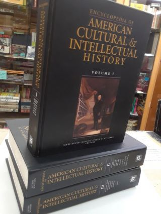 Encyclopedia of Cultural & Intellectual History. Mary Cayton