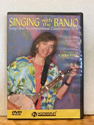 Singing With the Banjo-Songs and Accompaniment Clawhammer Style