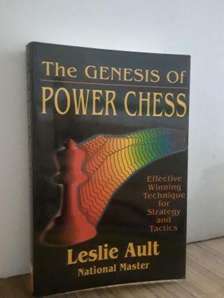 The Genesis of Power Chess. Leslie Ault