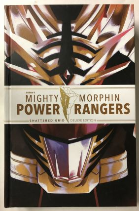Mighty Morphin Power Rangers: Shattered Grid Deluxe Edition. Kyle Higgins