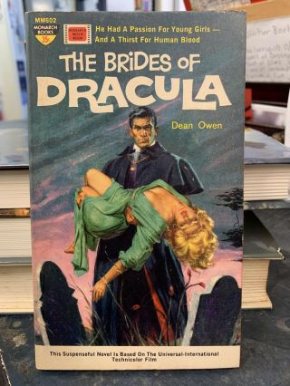 The Brides of Dracula. Dean Owen