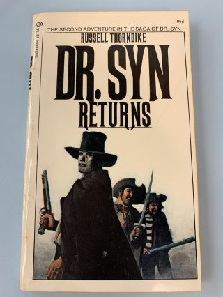 Dr. Syn Returns. Russell Thorndike