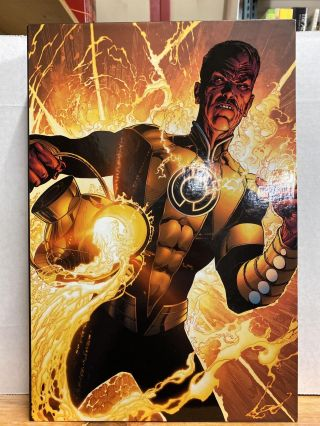 Absolute Green Lantern: The Sinestro Corps War. Geoff Johns, Dave Gibbons, Peter Tomasi