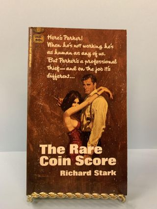 The Rare Coin Score. Richard Stark