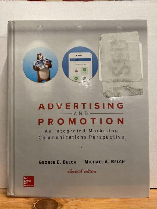 Advertising and Promotion: An Integrated Marketing Communications Perspective (Irwin Marketing)....