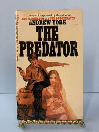 The Predator. Andrew York