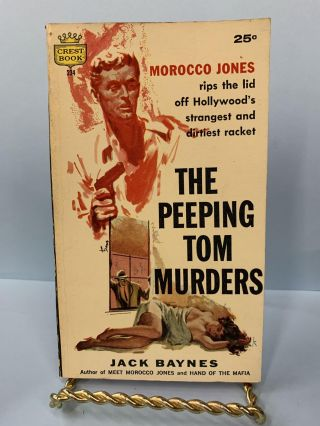 The Peeping Tom Murders. Jack Baynes