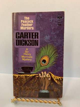 The Peacock Murders. Carter Dickson