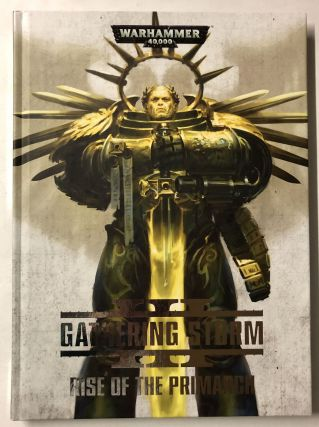 Warhammer 40k Rise of the Primarch. 000 Warhammer 40