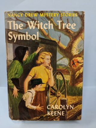 The Witch Tree Symbol. Carolyn Keene