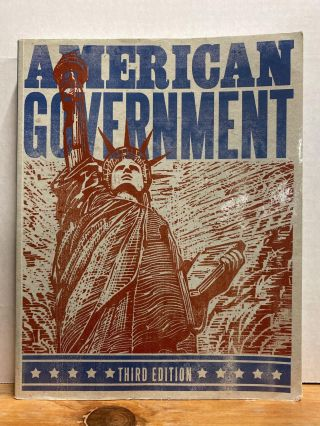 American Government 3rd. Ed. Student Text. Tim Keesee