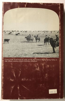 We'll All Wear Silk Hats: The Erie and Chiricahua Cattle Companies and the Rise of Corporate Ranching in the Sulphur Spring Valley of Arizona, 188 (Great West and Indian Series)