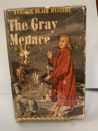 The Gray Menace (A Connie Blair Mystery #8). Betsy Allen