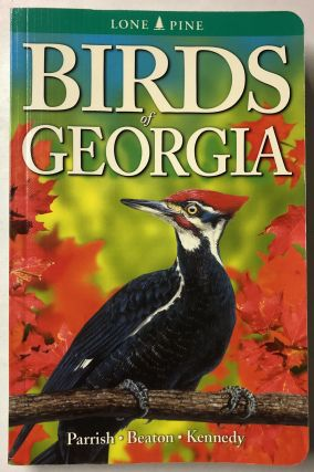 Birds of Georgia. John Jr Parrish