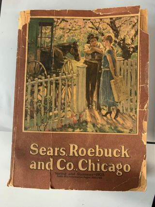 1925 Sears, Roebuck and Co., Chicago (Spring and Summer