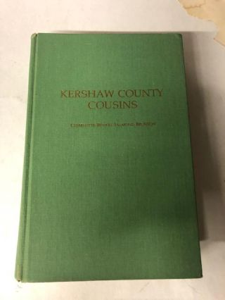 Kershaw County Cousins