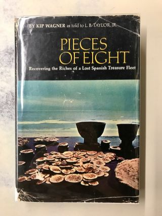 Pieces of Eight. Kip Wagner