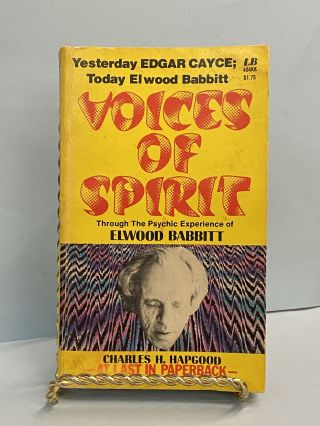 Voices of Spirit. Charles H. Hapgood