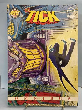 The Tick Omnibus 1: Sunday Through Wednesday