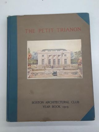 The Petit Trianon. Joseph Maginniss