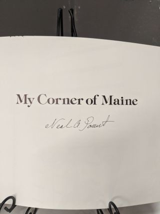 My Corner of Maine. Neal Parent