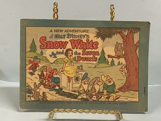 A New Adventure of Walt Disney's Snow White and the Seven Dwarfs