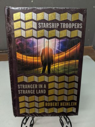 Starship Troopers and Strnger in a Strange Land