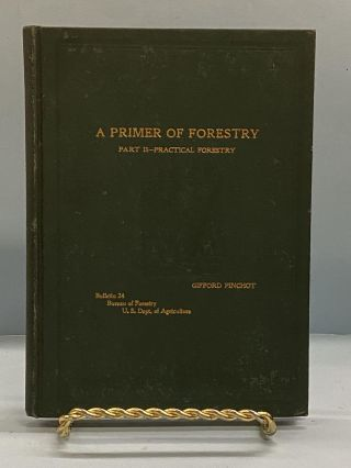 A Primer of Forestry (2 volumes)