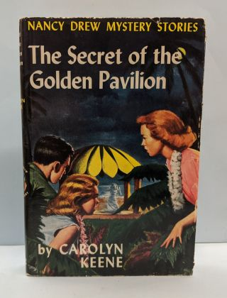 The Secret of the Golden Pavillion. Carolyn Keene