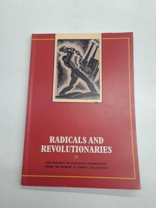 Radical and Revolutionaries. Sean Purdy