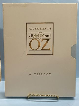 The Silly OZbul of OZ. Roger S. Baum