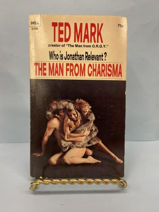 The Man from Charisma. Ted Mark